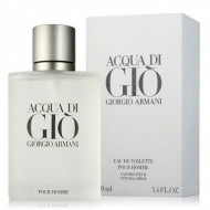 Acqua Di Gio By Giorgio Armani For Men 100ML Eau De Toilette (Parallel Import)