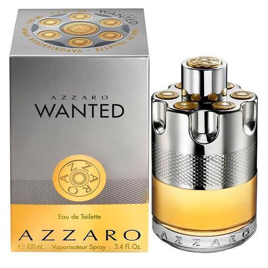 Azzaro Wanted Eau De Toilette 100ML (Parallel Import), Includes Delivery