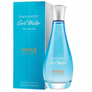 Davidoff Cool Wave For Women 100ML EDT (Parallel Import)