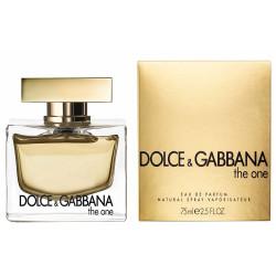 Dolce & Gabbana The One 75ML Eau de Parfum, Includes Delivery (Parallel Import)