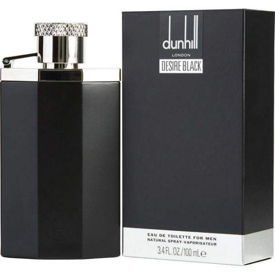 Dunhill Desire Black For Men 100ML Eau De Toilette (Parallel Import), Including Delivery