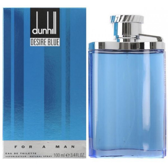 Dunhill Desire Blue For A Man 100ML EDT (Parallel Import)
