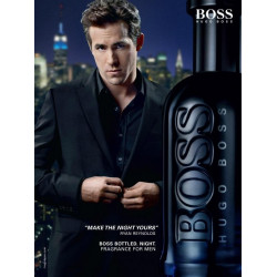 Hugo Boss Bottled Night Eau De Toilette 100ML (Parallel Import), Includes Delivery