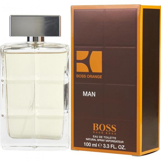 Hugo Boss Orange Man Eau De Toilette 100ML (Parallel Import)
