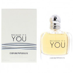Armani Because Its You 100ML EDP (Parallel Import), Includes Delivery