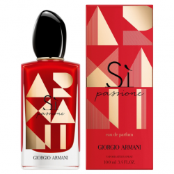Armani Si Passione Eau de Parfum 100ML Limited Edition (Parallel Import), Includes Delivery