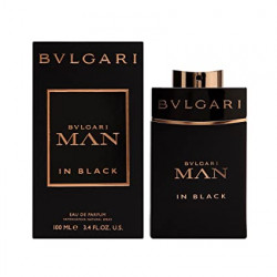 Bvlgari Man In Black Eau De Parfum 100ML (Parallel Import), Includes Delivery