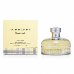 Burberry Weekend For Woman 100ML Eau de Parfum (Parallel Import), Includes Delivery