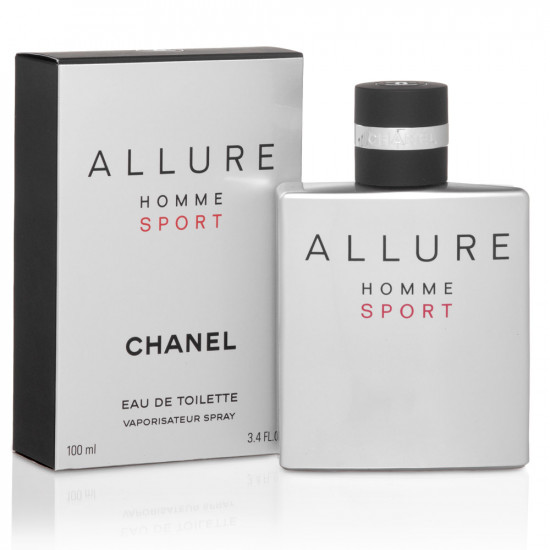 Chanel Allure Homme Sport 100ML Eau De Toilette (Parallel Import), Includes Delivery