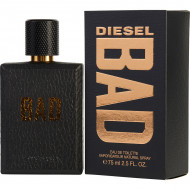 Diesel Bad Eau De Toilet 100ML (Parallel Import), Includes Delivery