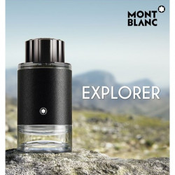 Mont Blanc Explorer Eau de Parfum 100ML (Parallel Import), Includes Delivery