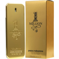Paco Rabanne 1 Million 100ML EDT Men (Parallel Import), Includes Delivery