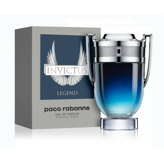 Paco Rabanne Invictus Legend Men Eau De Parfum 100ML (Parallel Import), Includes Delivery