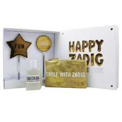 Zadig & Voltaire This Is Her Gift Set EDP 50ml And Hand Bag (Includes Delivery)
