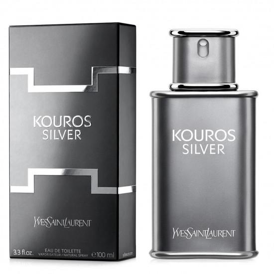 Yves Saint Laurent Kouros Silver 100ML EDT (Parallel Import)